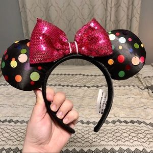 🐭Minnie Polka Dot Ears